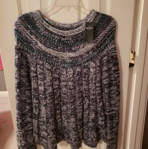 Hollister Swing Sweater NWT